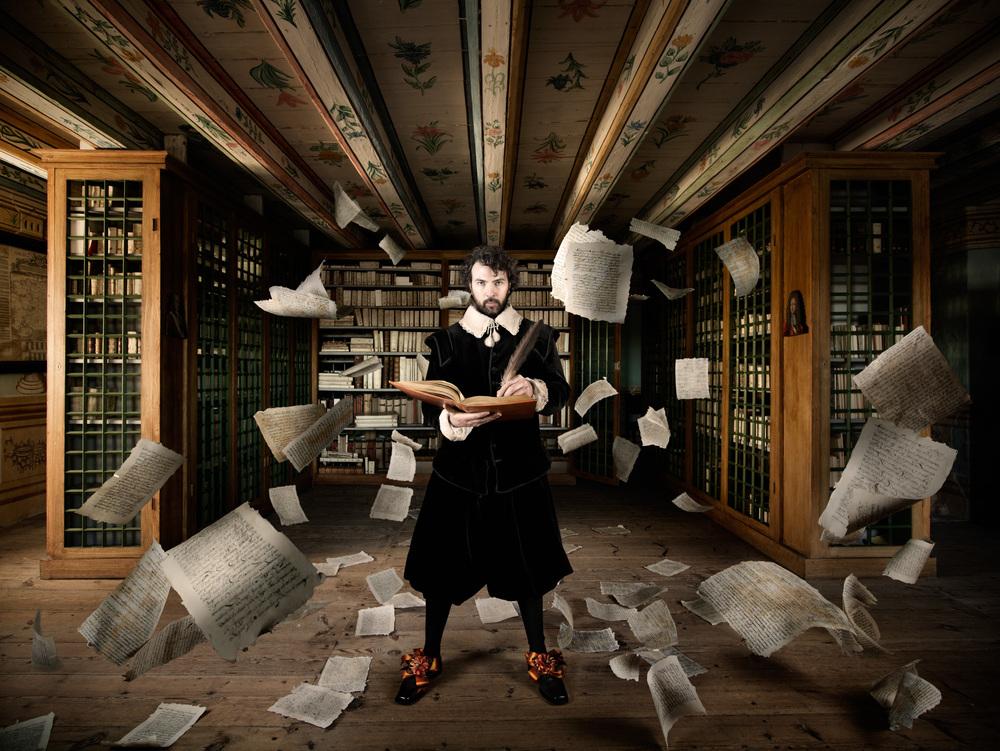20130421 skokloster library 5754 grain