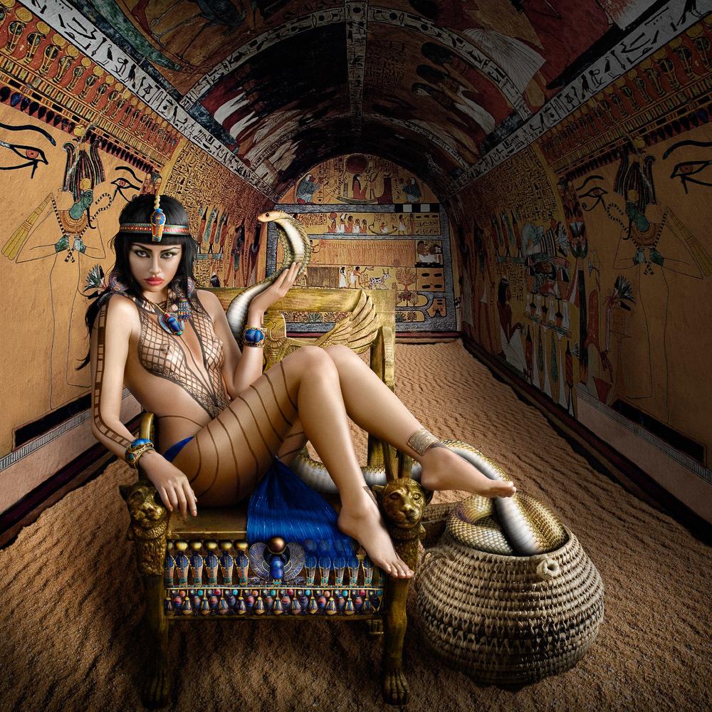 2008 alexia sinclair cleopatra