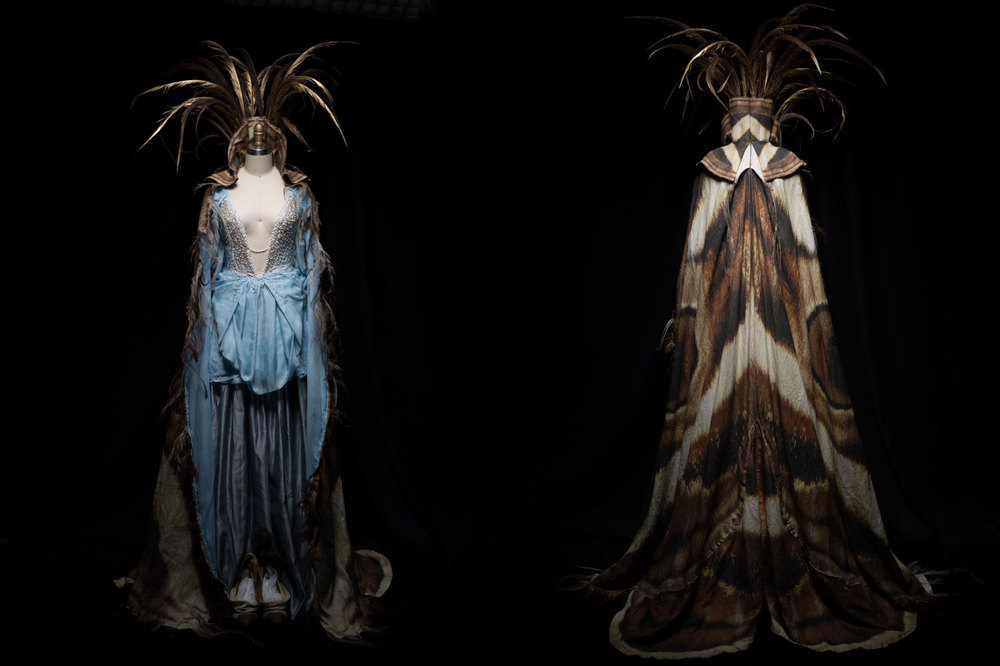 The final moth gown