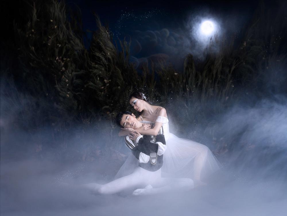 Giselle – Queensland Ballet – Alexia Sinclair – 2012