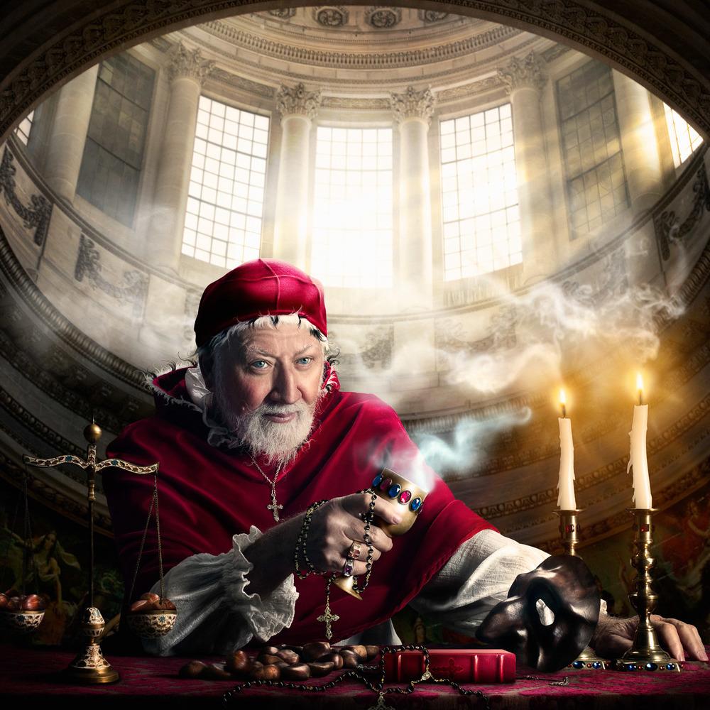 Pope Alexander - The Borgia Pope – Alexia Sinclair