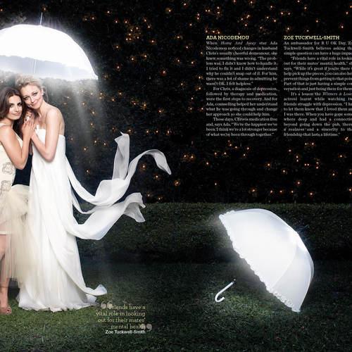 Alexia sinclair mc shine a light umbrella