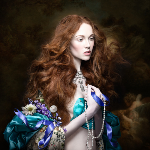 Alexia sinclair the fountain of love 2017