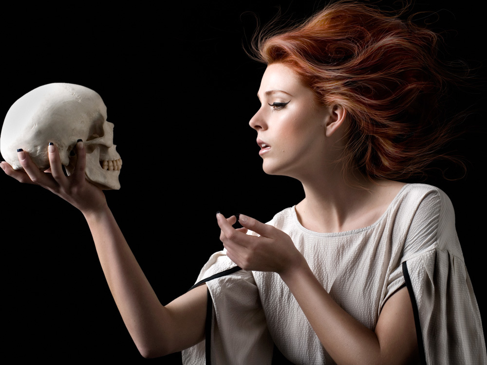 Hamlet's contemplation