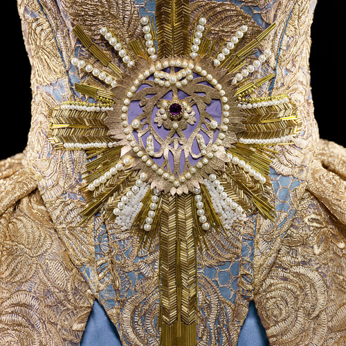 The palace of dreams corset